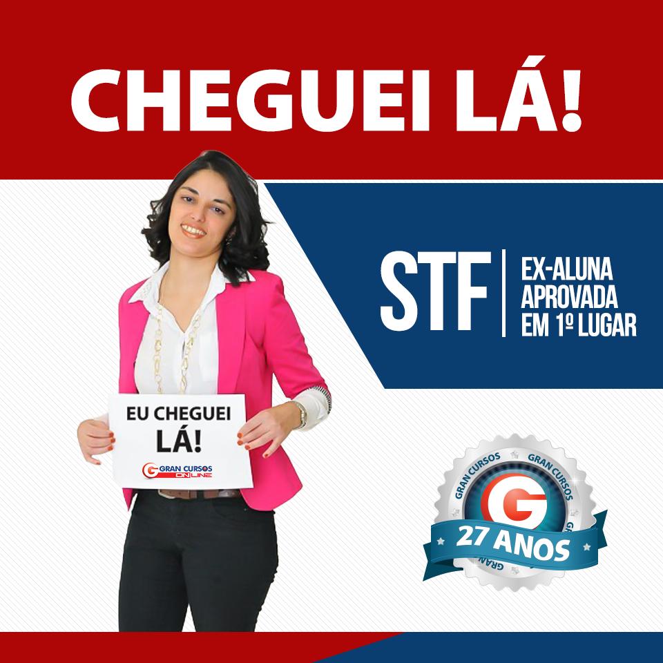 concurso STF