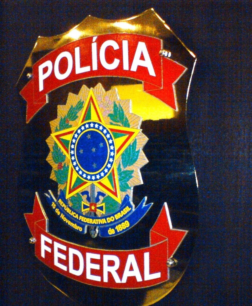 Concurso Polícia Federal.