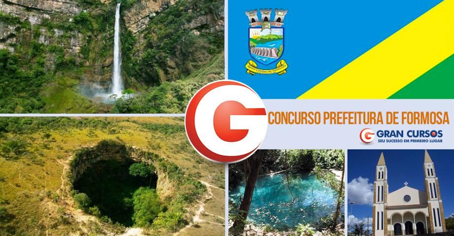 Formosa-Goiás abre quarto concurso com 276 vagas