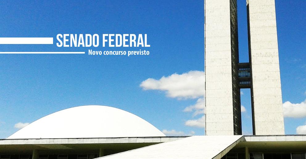 Edital Senado Federal
