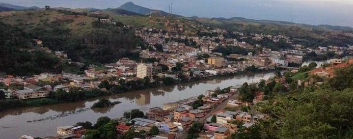 Além Paraíba Minas Gerais fonte: blog.grancursosonline.com.br