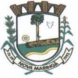Brasão de Nova Maringa-MT