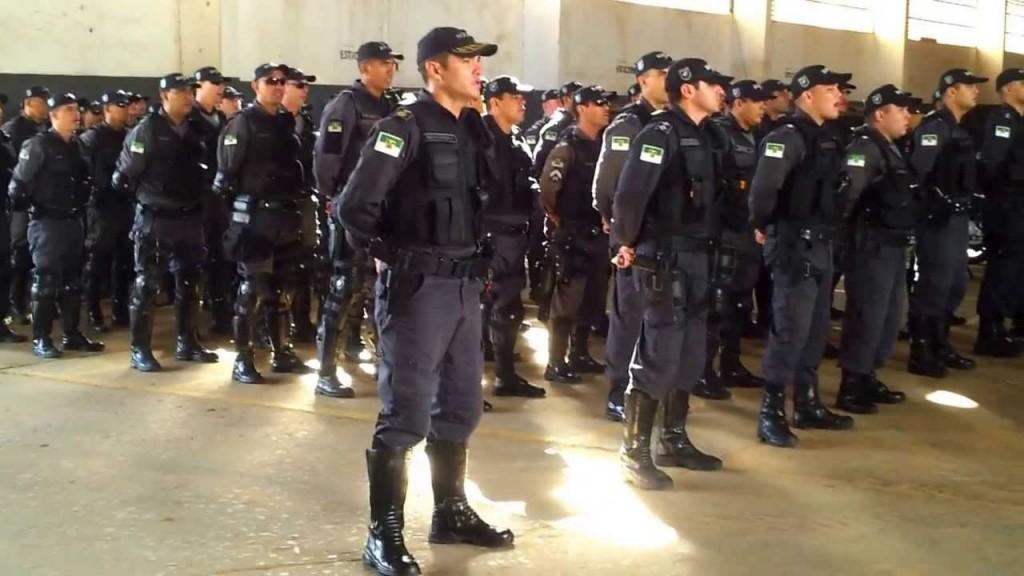 Resultado de imagem para Concurso Público da Polícia Militar do RN terá quase 13 mil inscritos