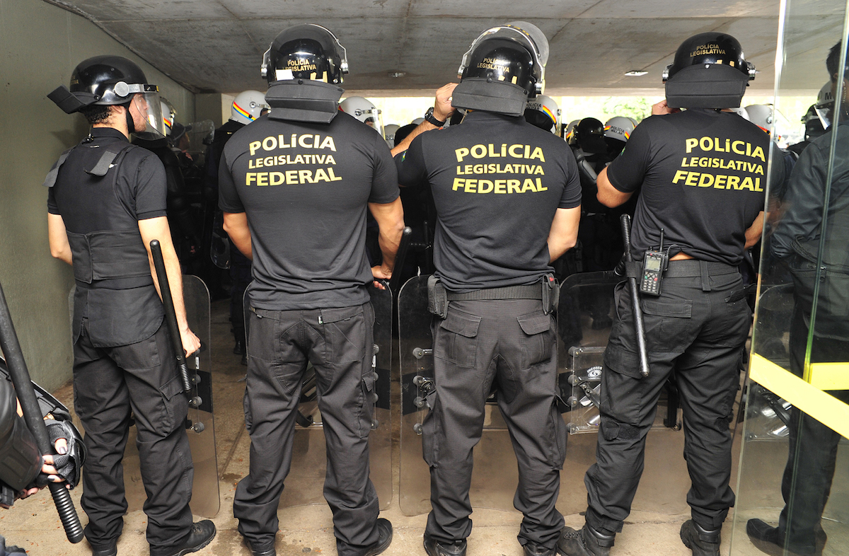 Polícia Legislativa