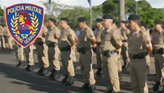Concurso público da PM-MG para Soldados