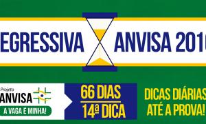 Concurso Anvisa – Regressiva: dica gratuita de Direito Administrativo!