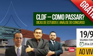 AO VIVO AGORA – CLDF – Como Passar? com Luiz Cláudio, Emerson Douglas e Wellington Antunes!