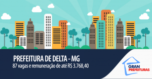 Prefeitura Delta - MG