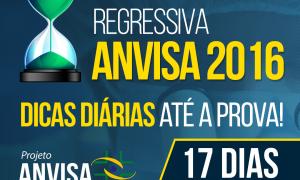 Concurso Anvisa Regressiva: dica gratuita de Direito Constitucional!