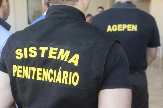 Edital Agente Penitenciário MT