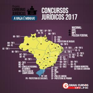 Concursos Jurídicos 2017