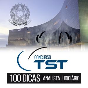 Concurso TST 2017 Analista