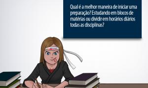 #PergunteaoGG (2): qual é a melhor maneira de iniciar uma preparação para concursos públicos?