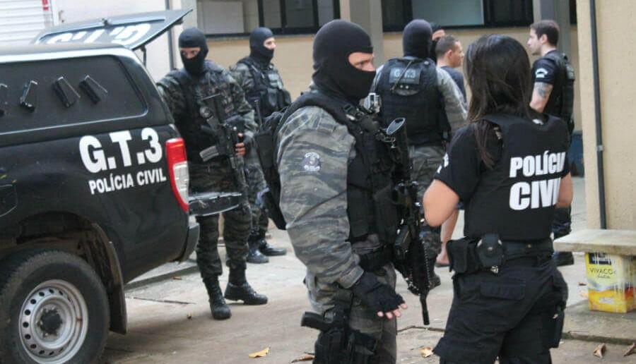 Polícia faz operação contra milicianos no Rio de Janeiro, cumprindo 35 mandados