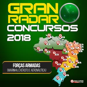 Concursos Militares 2018: confira as oportunidades para ingresso nas Forças Armadas!