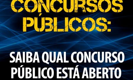 Banner Destaque Concursos Públicos